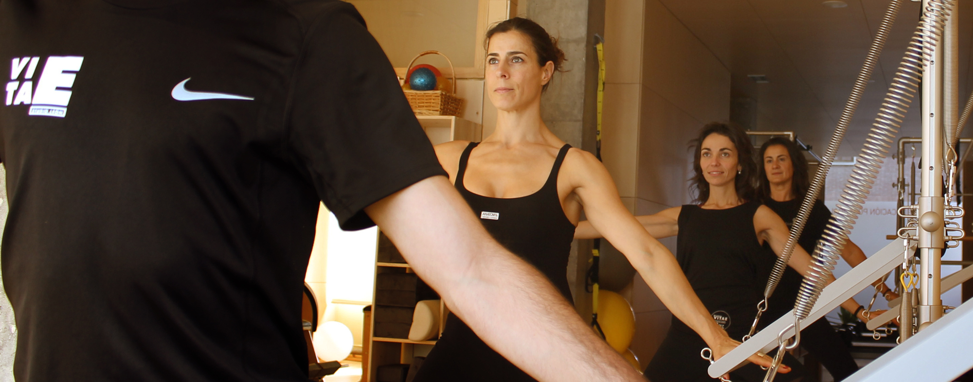 Somos sede de Formación By Pilates Vitae®